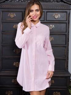Хлопковая рубашка Mia-Mia Cindy 16270