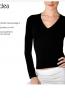 Женская бесшовная футболка с длинными рукавами INTIMIDEA ALABAMA - фото 3