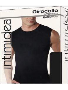 Майка Intimidea Uomo T-Shirt Girocollo Smanicata
