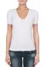 Женская однотонная бесшовная футболка с глубоким v-вырезом INTIMIDEA PHILADELPHIA - фото 4