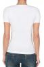 Женская однотонная бесшовная футболка с глубоким v-вырезом INTIMIDEA PHILADELPHIA - фото 5