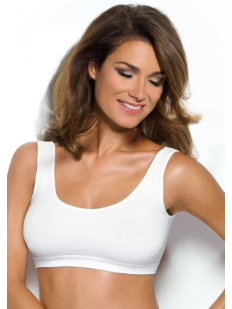 Бесшовный топ Intimidea Top Reggiseno Spalla Larga
