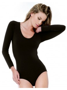 Бесшовное боди Intimidea Body Scollo Lollo