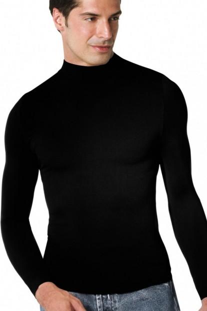 Мужская бесшовная водолазка Intimidea Uomo T-Shirt Lupetto Manica Lunga - фото 1