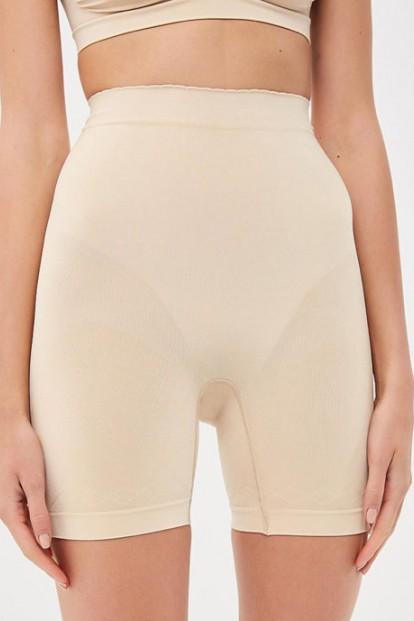Корректирующие женские трусы панталоны с высокой посадкой Control Body Guana Plus - фото 1