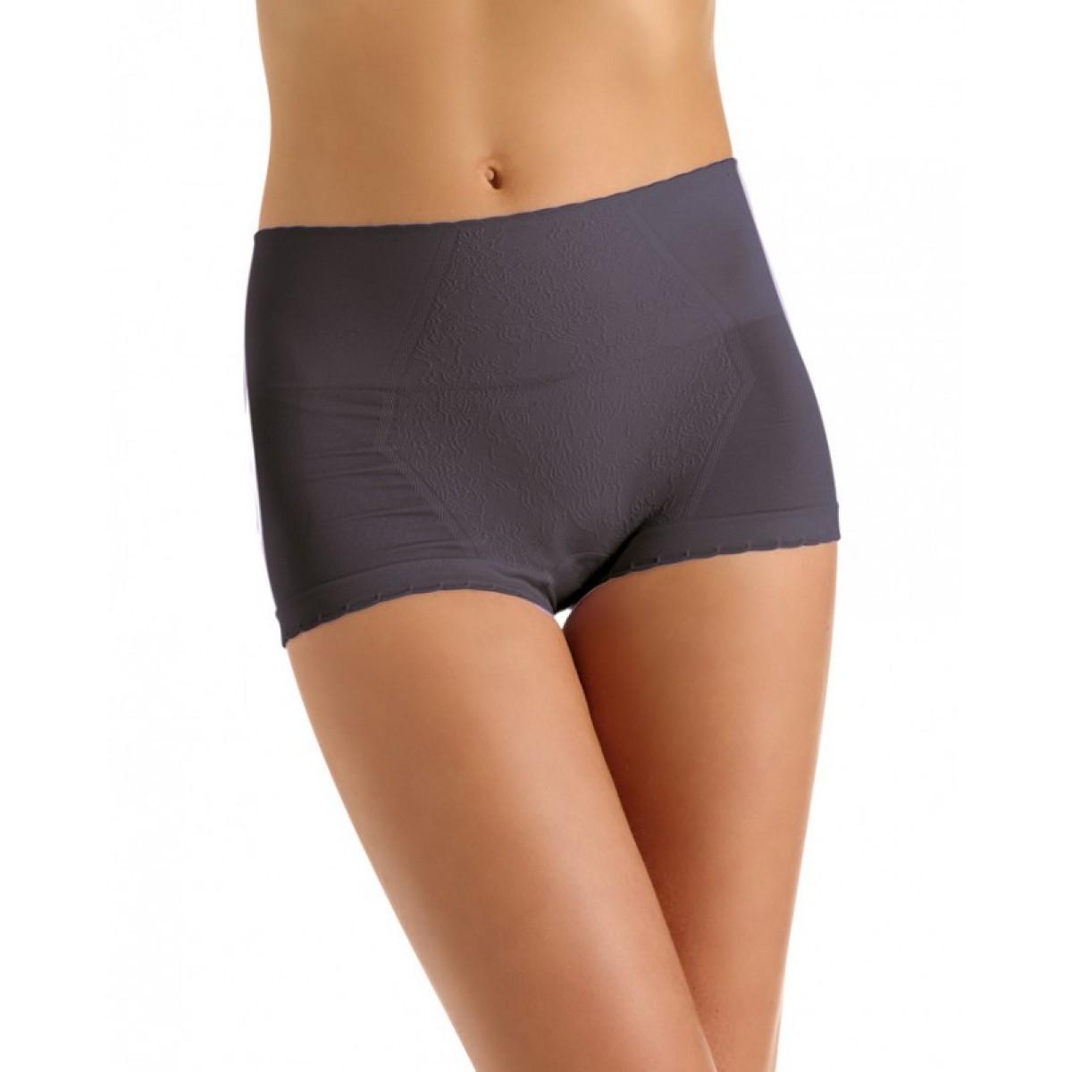 трусы шорты с высокой талией женские