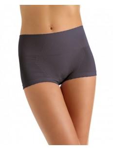 Корректирующие женские трусы шорты с завышенной талией