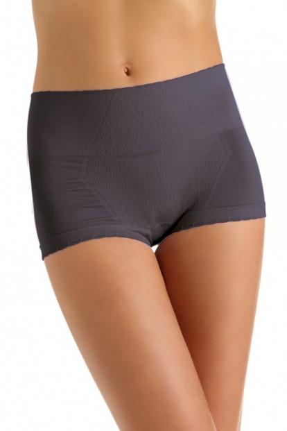 Корректирующие женские трусы шорты с завышенной талией Control Body Short Young - фото 1
