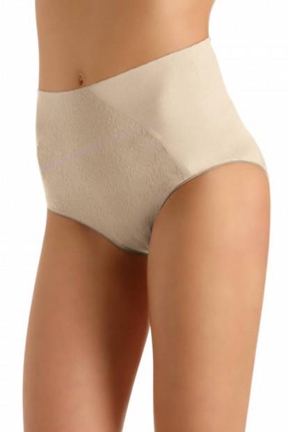 Корректирующие женские трусы слипы с высокой талией Control Body Slip Young - фото 1