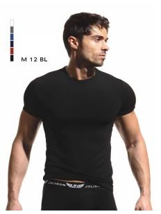 Мужская цветная футболка из хлопка