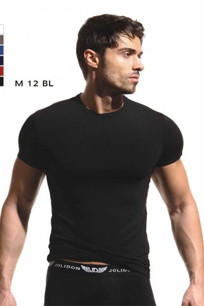 Мужская футболка Jolidon T-Shirt M12BL - фото 1