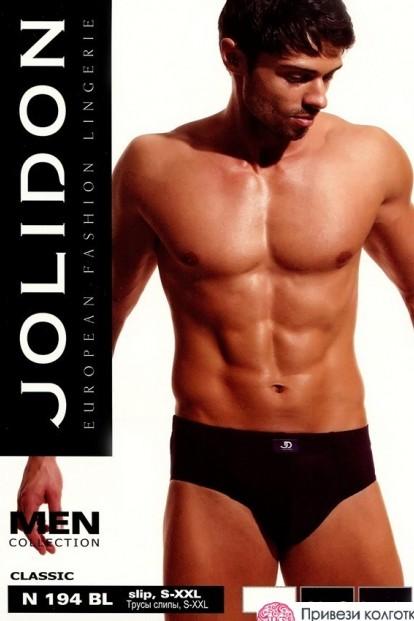 Мужские плавки Jolidon Slip N194Bl - фото 1