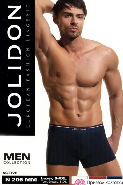 Мужские боксеры Jolidon Boxer N206Mm - фото 1