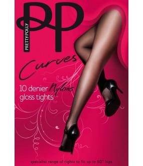 Колготки Pretty Polly Curves 10 den Nylon/App6
