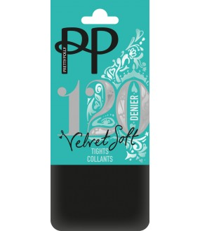 Колготки Pretty Polly 120 den Velvet Soft/Arn1