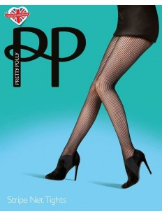 Колготки Pretty Polly Stripe Net Tights/Auu6