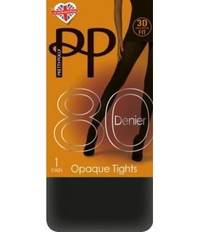 Колготки Pretty Polly 80 den 3D Opaque/Ava5