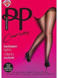 Колготки Pretty Polly Curves Backseam