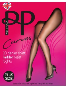 Колготки Pretty Polly Curves10 den Matt/Asa5