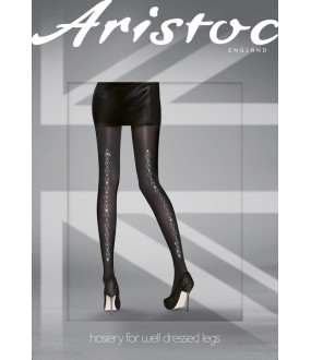Колготки Aristoc Diamant Backseam tights/ATJ4