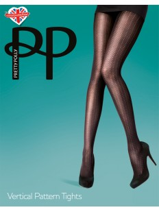 Колготки Pretty Polly Vertical Pattern Tights