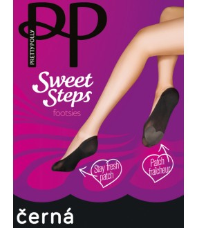 Подследники Pretty Polly Sweet steps footsie/ATP3