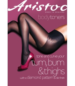 Колготки Aristoc Bodytoners Tum Bum And Tights/Akl6