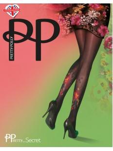 Последний товар!!! Колготки Pretty Polly Secret/Darklyfloral/Asj3