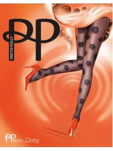 Колготки в горошек Pretty Polly Dotty/Aqt6