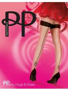 Колготки с имитацией Pretty Polly Hugs And Kisses/Xoxo Backseam