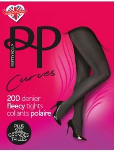 Колготки Pretty Polly Curves Fleecy