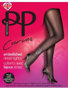 Колготки Pretty Polly Curves Embellished