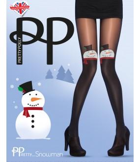 Колготки Pretty Polly Snowman/Atn7