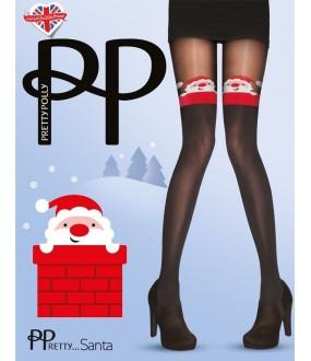 Колготки Pretty Polly Santa/Aup2