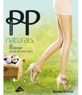 Колготки Pretty Polly Naturals 8 den Secret Slimmer/Apa8