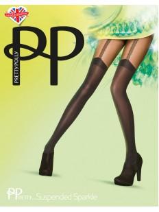 Колготки с имитацией чулок Pretty Polly SUSPENDED SPARKLE