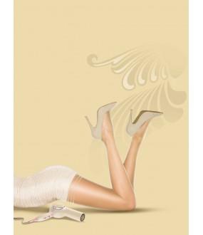 Колготки Pretty Polly Nylons 10 den Gloss Secret Slimmer/Apa9