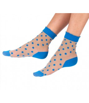 Носки Pretty Polly Trends/Blue spot/ASB1