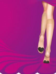 Гольфы Pretty Polly Sweet steps knee highs/ATO7
