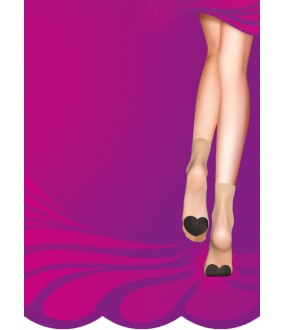 Носки Pretty Polly Sweet steps ankle highs/ATO8