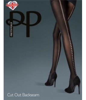 Колготки Pretty Polly Cut Out Backseam/Aux7