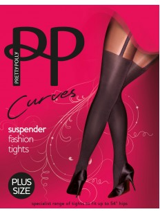 Колготки Pretty Polly Curves Suspender
