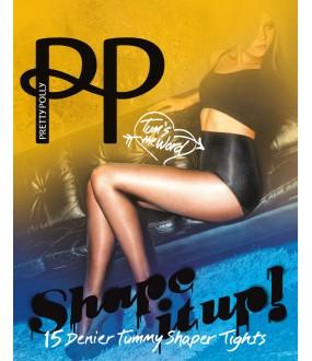 Колготки Pretty Polly 15 den Tummy Shaper/Are9