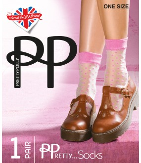 Носки Pretty Polly Sheer Spot/AUE9