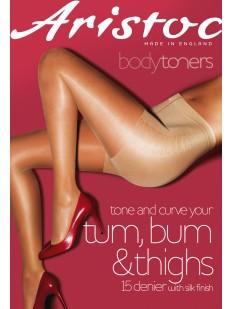 Колготки Aristoc Bodytoners 15 den Tum Bum And Tights