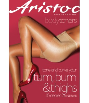 Колготки Aristoc Bodytoners 15 den Tum, bum and tights/AKL3