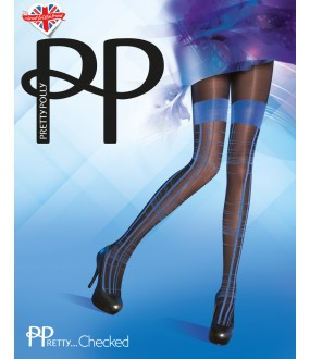 SALE!!! Колготки Pretty Polly Checked/Asw7