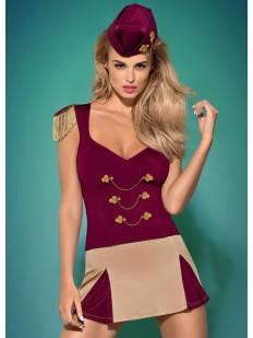 Женский эротический костюм Стюардессы для ролевых игр