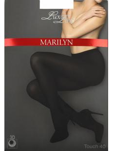 Классические матовые колготки Marilyn TOUCH 40