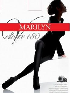 Классические теплые колготки Marilyn VELOUR 180